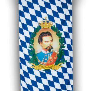 König Ludwig Fahnen